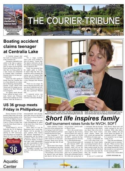 Sheryl Crosier news coverage